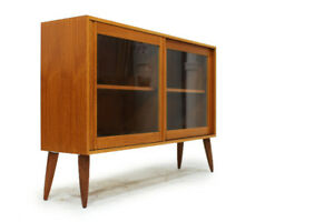 Mid Century Teak Bookcase Made in Denmark