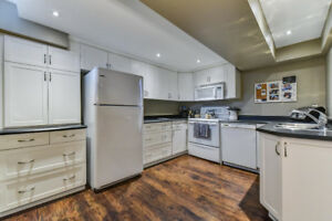Beautiful, Newly Renovated 1 Bdrm Basement Apartment in Ajax