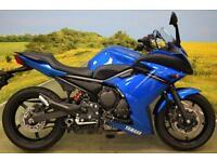 Yamaha XJ6F 2012** ABS, CENTRE STAND, DIGITAL DISPLAY, PILLION GRAB RAIL**