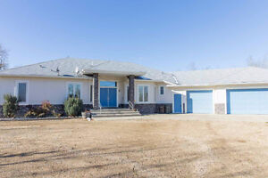 REDUCED-Country Living Minutes from Sherwood Park