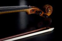 Private Fiddle/Violin lessons