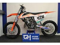 2017 KTM SX150 IN EXCELLENT CONDITION | 2.9 HOURS ONLY | HGS FULL PIPE | SX 150