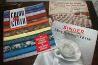 Quilt & Sewing Books