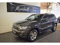 2011 61 JEEP GRAND CHEROKEE 3.0 V6 CRD LIMITED 5D AUTO 237 BHP DIESEL