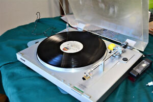 Sony Stereo Turn Table system