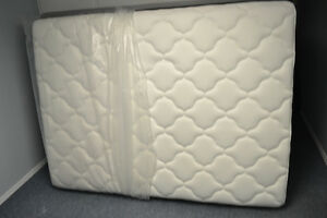QUEEN KINGSDOWN SPINAL CONGRESS MATTRESS AND BOX SPRING