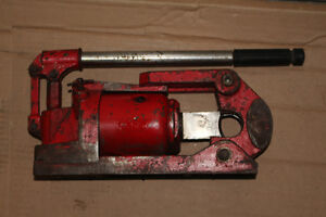 Hydraulic Cable Cutter Windsor Region Ontario image 2