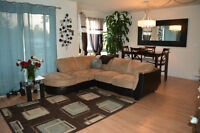 **LOWERED PRICE** Gorgeous Large Condo 41/2 Pierrefonds for RENT