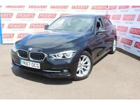 2017 BMW 3 SERIES 320i SE 4dr Step Auto