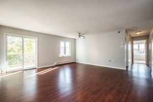 Bedford Condo with Water Views and Underground Parking