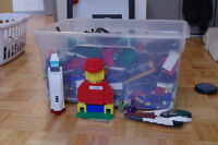 selling lego collection