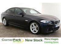 2013 BMW 5 SERIES 535D M SPORT SALOON DIESEL