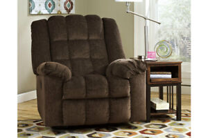Ashley Ludden Power Recliner