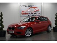 2012 62 BMW 1 SERIES 1.6 116D EFFICIENTDYNAMICS 5D 114 BHP DIESEL