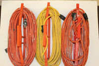100' Extension Cords
