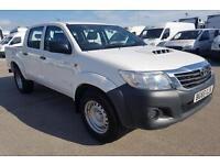Toyota Hilux 2.5 Active Double Cab Pick Up 2.5 D-4D 4WD 144 DIESEL
