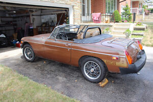 1979 MGB in GREAT CONDITION