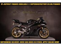 2009 09 YAMAHA R6 600CC 0% DEPOSIT FINANCE AVAILABLE