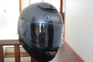 Shoei Motorcycle / Bike Helmet - Only used once!