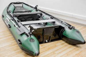 Stryker Boats --Canada's Favorite Inflatable Boat