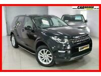 2017 Land Rover Discovery Sport 2.0TD4 SE TECH 180 BHP MANUAL 7 SEATER Estate Di