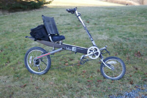 Recumbent Bicycle - BikeE ($50 price drop)