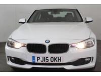2015 15 BMW 3 SERIES 2.0 320D EFFICIENTDYNAMICS 4D 161 BHP DIESEL