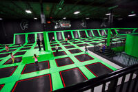 Extreme Air Park is Hiring Part Time Floor Staff