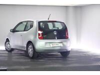 2013 Volkswagen UP 1.0 (60PS) BMT Move up! Petrol silver Manual