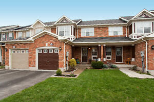 Must Sell - Milton Freehold Townhouse
