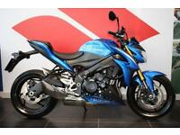 2016 16 SUZUKI GSX-S1000 L6 BLUE EX DEMO BIKE, LOW MILEAGE