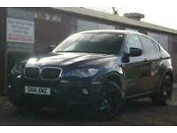 2014 BMW X6 3.0 XDRIVE30D 4d 241 BHP Coupe Diesel Automatic