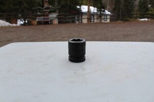 westward ps12s  1 5/16 shallow 6 point socket 1inch drive