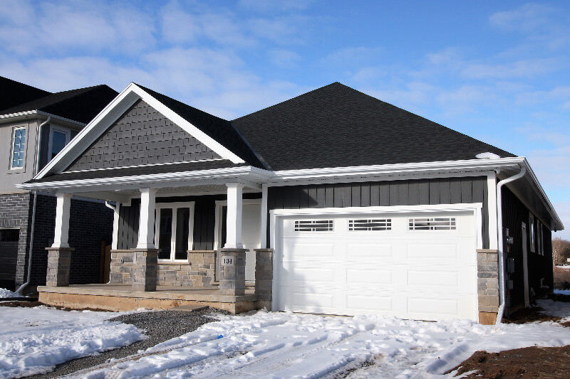 Cornerstone Homes River Estates In Fonthill Houses For