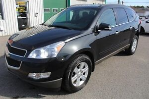 Chevrolet Traverse AWD 4dr 1LT 2011