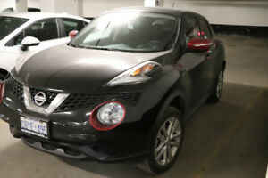 Lease Takeover for Nissan Juke 2017 SV  AWD -  Mint condition!!!