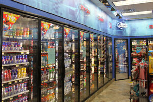 Custom Design and Built Walk-in Refrigeration Coolers