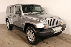 Jeep Wrangler Unlimited 4WD Sahara 2013