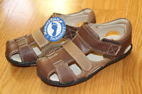 New sandals Pediped size 27/10US
