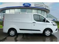 2020 Ford Transit Custom 2.0 EcoBlue 130ps Low Roof Trend Van Panel Van Diesel M