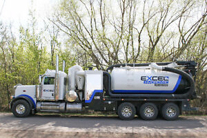 how to become a hydrovac operator