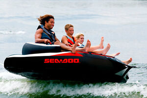 ✪ Tube Gonflabe Géant • HighSpeed SEADOO R3 ✪ 3 Adultes