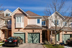 3 Bed / 2 Bath Condo Townhouse In The Heart Of Mississauga