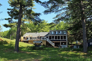 Haliburton Cottage with Hot Tub now booking for 2020!