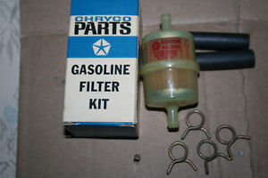 "Vintage NOS Mid 1960""s Chryco Muscle Car Fuel Filter"