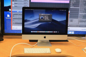 "Thin iMac 21.5"" / Late 2013 / 8GB / 250 GB SSD /  Core i5 / Work"