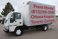 Skillful Local and Long Distance Moving (613)255-0596