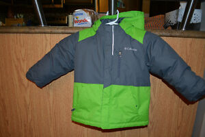 Boys Columbia Winter Coat - Size 3T