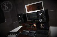 Recording Studio / Instrumentals / Graphic & Web Design