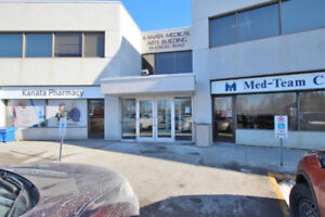 Suite for Lease in Kanata Medical Arts Building